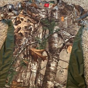 Tops - SHE outdoors camo shirt